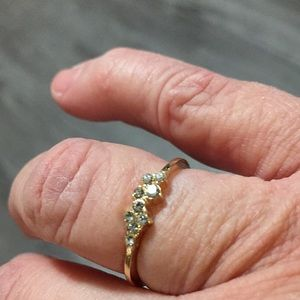 Ring size 7 costume jewelry